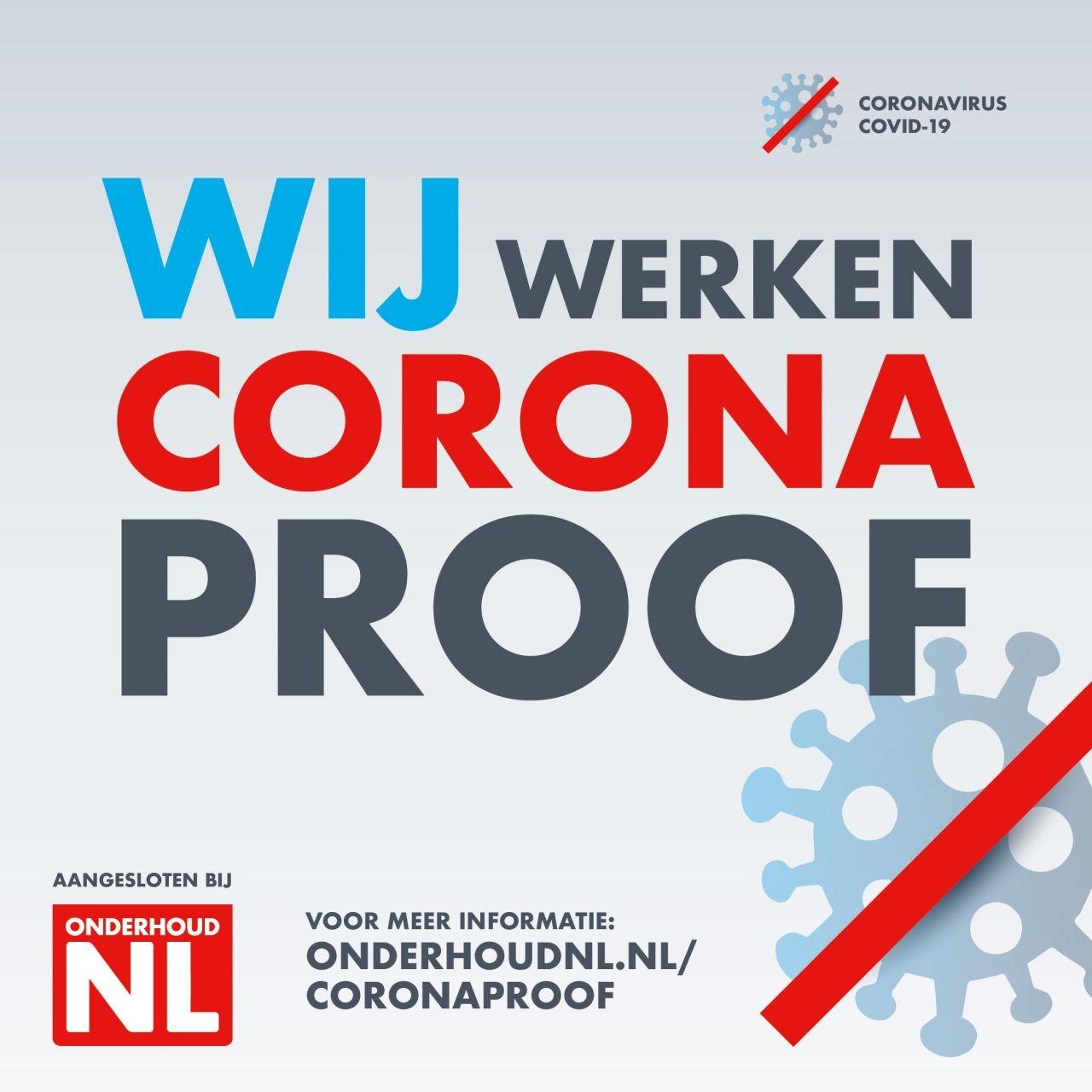 Coronaproef Schildersbedrijf